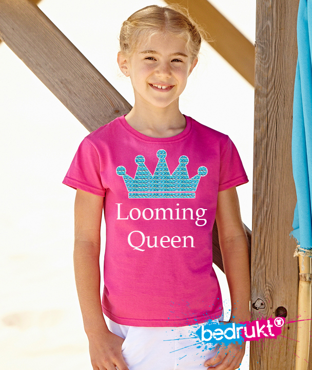 looming-queen-shirt