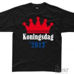 Kongingsdag T-shirt