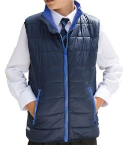 bodywarmer-junior-bedrukken